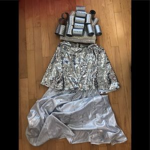 """Grease """"Beauty School Drop Out"""" Costume"""